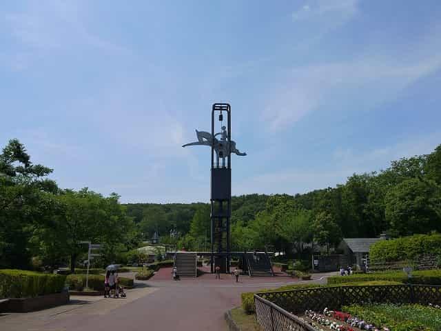 こども動物自然公園 天馬の塔