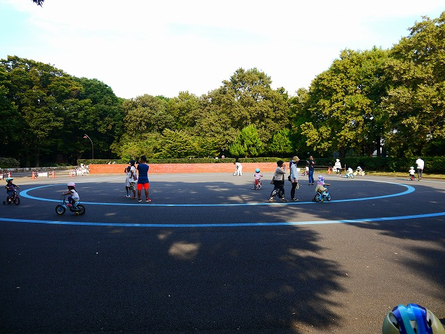 駒沢オリンピック公園 チリリンコース
