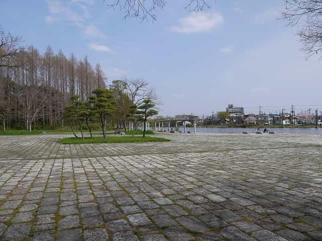 水元公園 記念広場