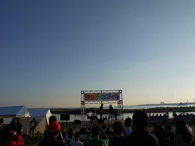 葛西臨海公園 展望広場