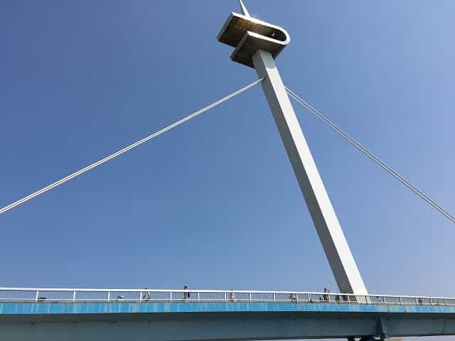 葛西臨海公園 葛西渚橋