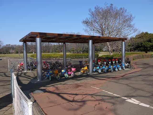 小金井公園 サイクリングセンター