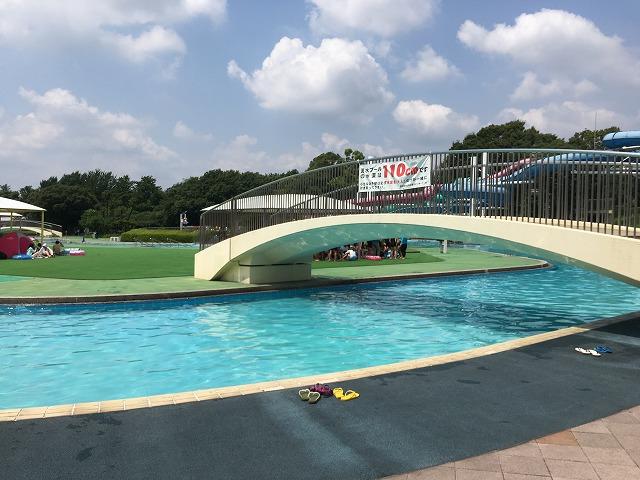プール 流水プール