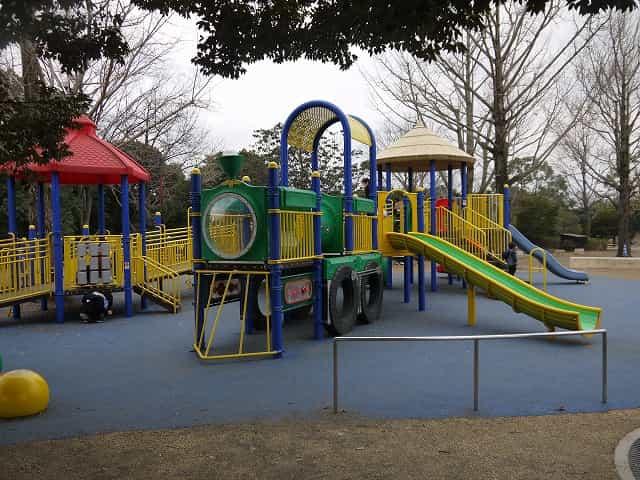昭和記念公園 わんぱくゆうぐ