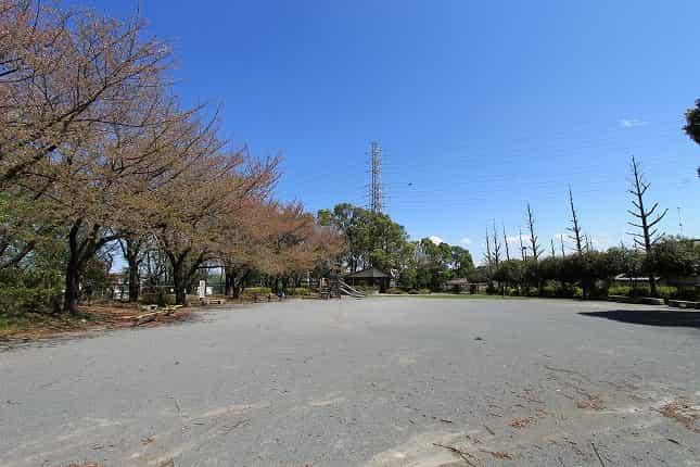 赤塚公園 辻山地区