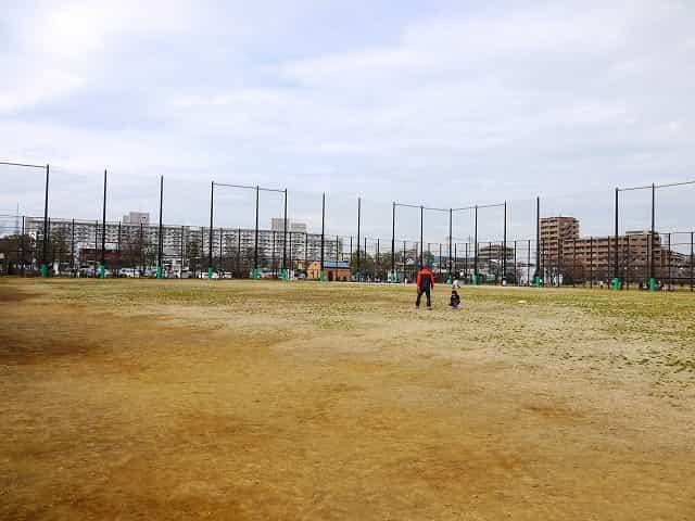 宇喜田公園 スポーツ広場