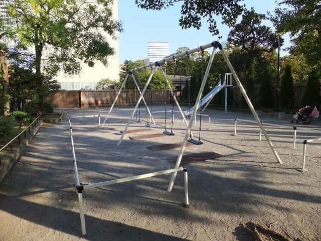 旧芝離宮恩賜庭園 児童遊園