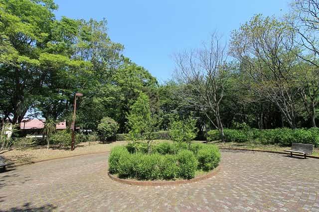 大泉中央公園 四季の広場