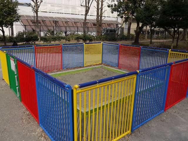 戸山公園(大久保地区) 幼児コーナー