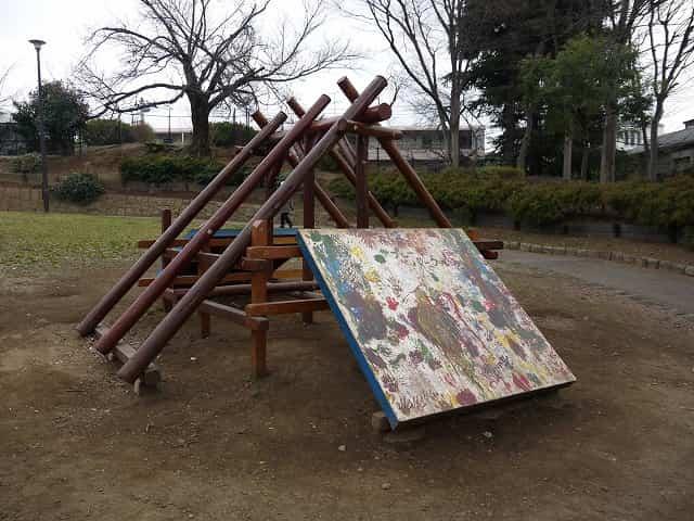戸山公園(大久保地区) のびのび広場・新宿戸山プレーパーク