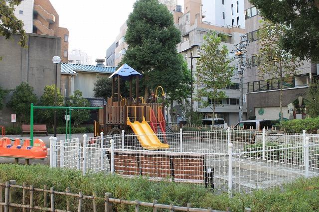 和泉公園 遊具スペース