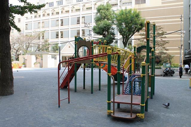 神田児童公園 遊具