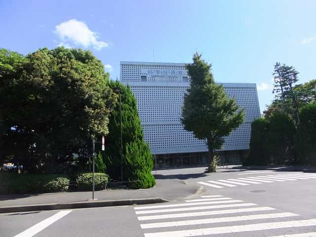 北の丸公園 科学技術館