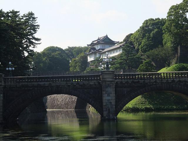 皇居外苑 二重橋