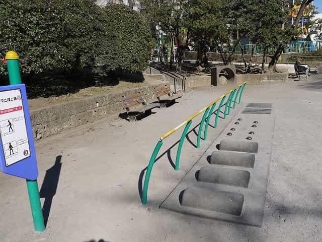 東郷元帥記念公園 いきいきトリムコース