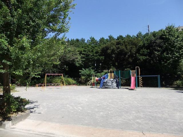 外濠公園 遊具広場