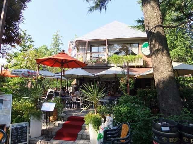 日比谷公園 ガーデンレストランHibiya Saroh(日比谷茶廊)
