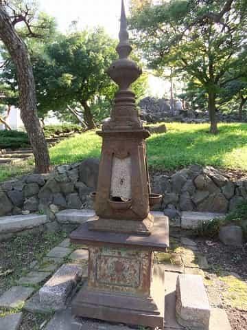 日比谷公園 水飲み