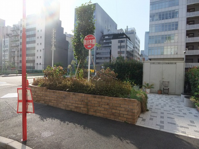 楓川新場橋公園