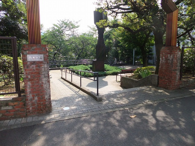 乃木公園 乃木公園の入り口