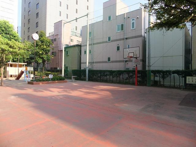 芝新堀町児童遊園