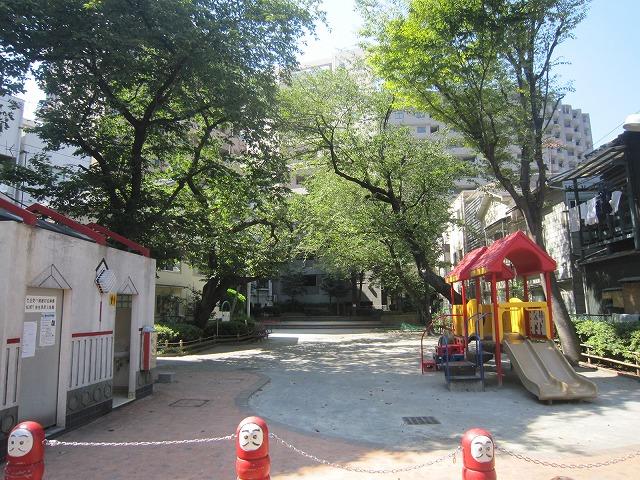 三田松坂児童遊園