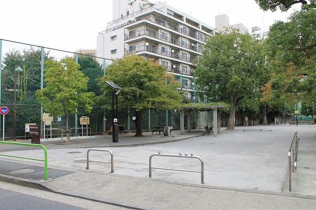 泉岳寺前児童遊園