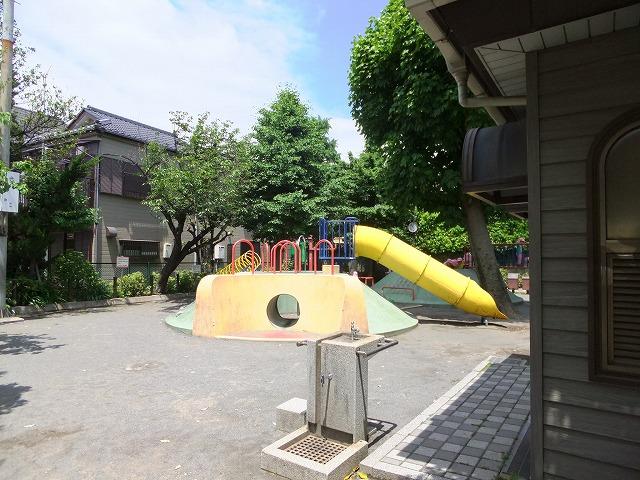 初台児童遊園地