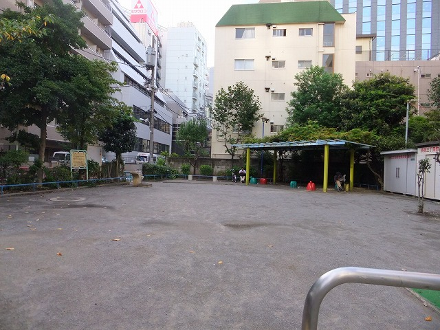 並木橋児童遊園地