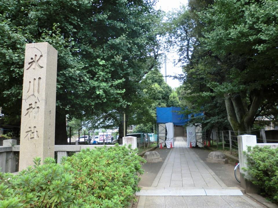 氷川の杜公園