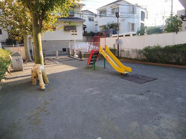 富ヶ谷児童遊園地