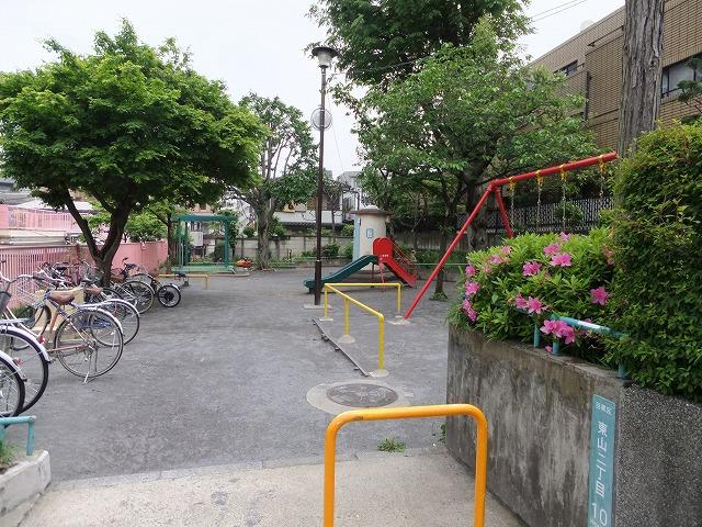 東山中児童遊園