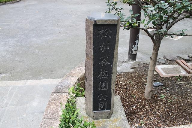 松が谷梅園