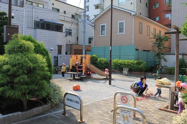 本駒込児童遊園
