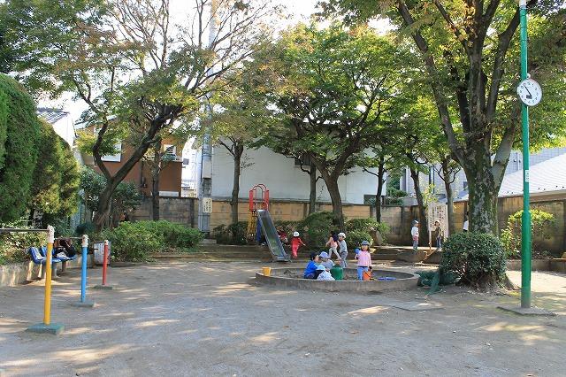 本駒込一丁目第2児童遊園