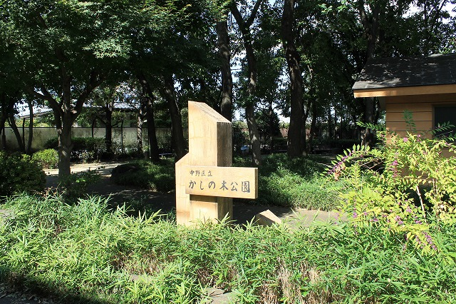 かしの木公園
