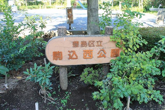 駒込西公園