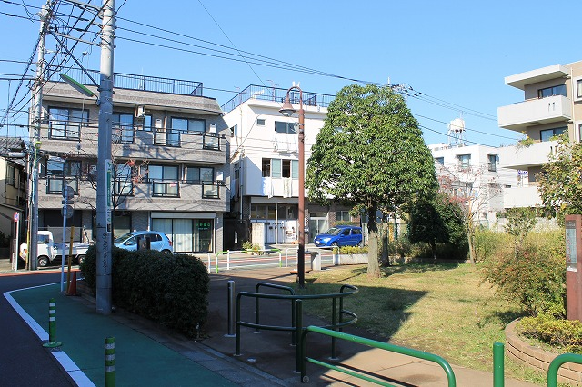 北沢かしのき公園