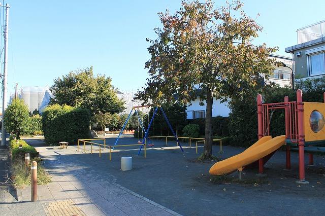 砧大根公園