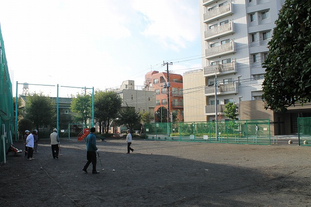 三軒茶屋公園