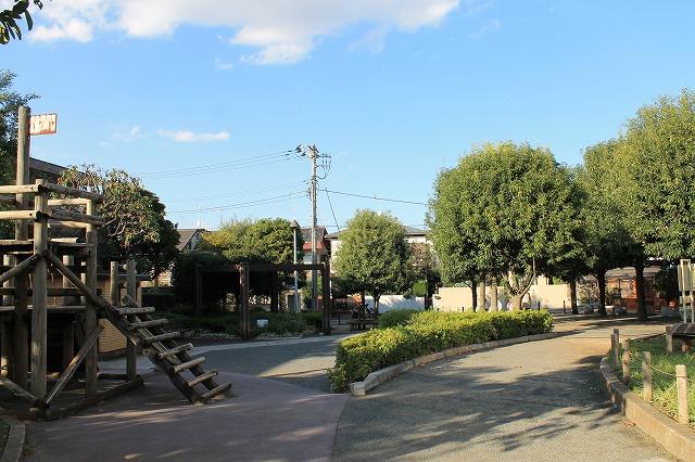 八幡山西公園