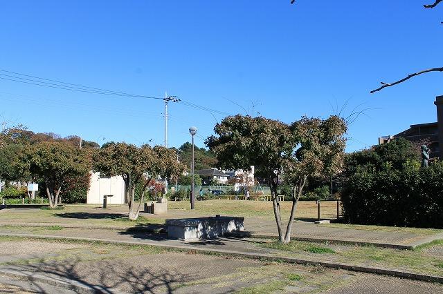 鎌田前耕地公園