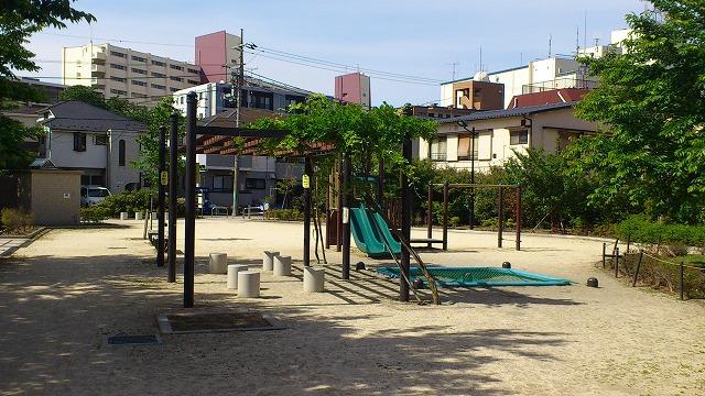 定塚橋公園