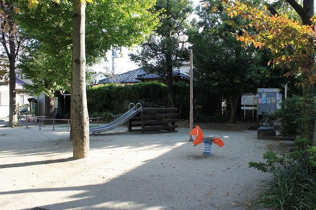 お伊勢の森児童遊園