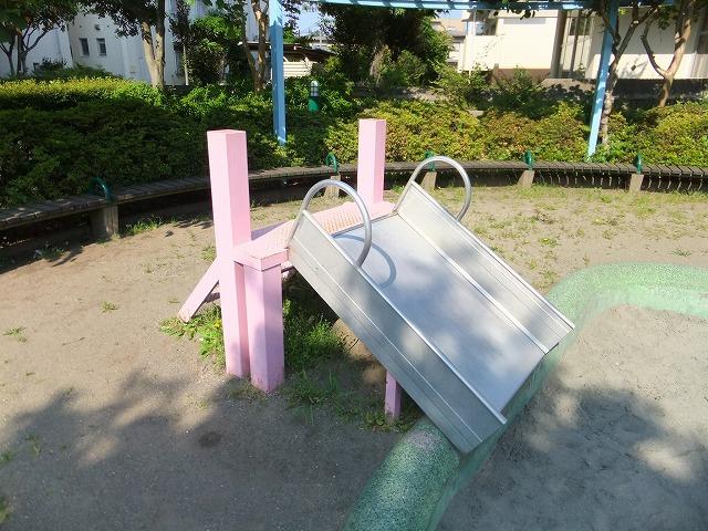 松ノ木坂下公園