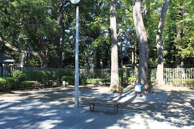 西大井緑地公園