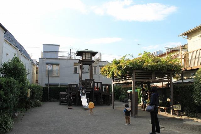南品川二丁目児童遊園