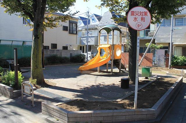 西大井二丁目児童遊園