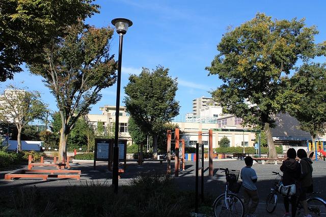 鈴ケ森公園