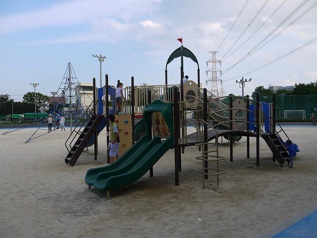 葛西防災公園(総合レクリエーション公園)